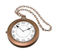 Jumbo Clock Medallion,  1990s Rapper, Bling, Oversized Jewellery Fancy Dress