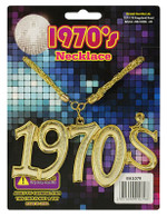 1970's Necklace,  1960s 1970s Jewellery Fancy Dress Accessory