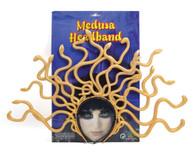 Medusa Headband, Snake Headpiece, Greek Goddess Fancy Dress Accessory, Greece
