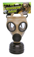 Gas Mask Realistic, World War I II, War Time Fancy Dress