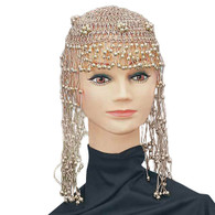 CLEOPATRA BEADED HEADPIECE, FANCY DRESS ACCESSORY