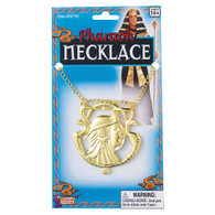 PHARAOH NECKLACE, FANCY DRESS ACCESSORY