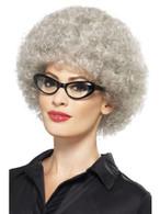 Granny Perm Wig, One Size, Funnyside Fancy Dress