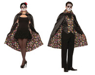 Day of the Dead Cape, Halloween