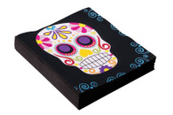 Day of the Dead Large Napkins, Halloween Party/Catering Supplies