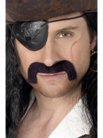 Pirate Tash.  One Size