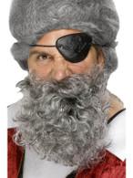 Pirate Beard. Grey