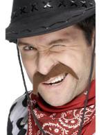 Cowboy Tash, Brown