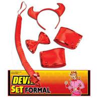Devil Set Formal.
