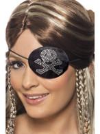 Pirates Eyepatch, Skull & Crossbone