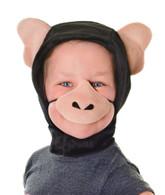 Chimpanzee Disguise Set (Hood + Nose)
