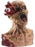 Latex Exploding Eye Zombie Bust Prop, Halloween Fancy Dress Accessories