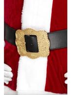 Deluxe Santa Belt, Christmas Fancy Dress Accessories