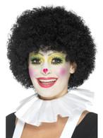 Clown Neck Ruffle, Circus Big Top Fancy Dress, One Size