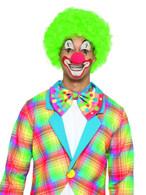 Big Top Clown Spotty Bowtie, Circus Fancy Dress, One Size