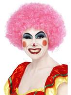 Pink Pop Wig.
