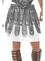 Grey Roman Skirt, Legends & Myths Fancy Dress
