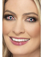 Red Accessoreyes Rim, Cosmetics and Disguises