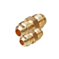 Brass Union 1/4""