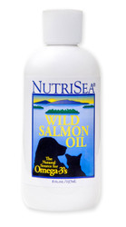 Wild Salmon Oil, 8 oz. Wild Salmon Oil is one of nature's very best sources of Omega-3 fatty acids, EPA and DHA.