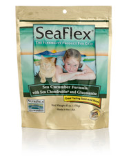 SeaFlex® is the latest in our expanding family of NutriSea dietary supplements that support healthy joint function and mobility in pets.