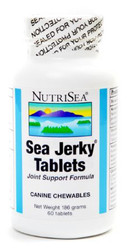 Sea Jerky Tablets
