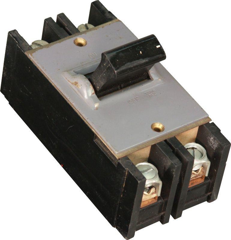 Type M2 Obsolete Circuit Breaker  Circa1950 M2 Series 973000