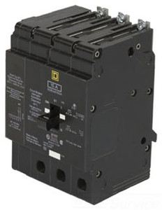 Edb34035sa 35a Breaker With 120v Shunt Trip Square D