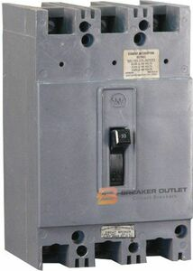 Hfa3030 Westinghouse Mark 75 Ab De Ion Circuit Breaker 600v
