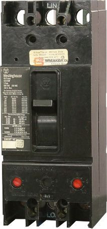 Mcp532500 Motor Circuit Protector 250a By Westinghouse