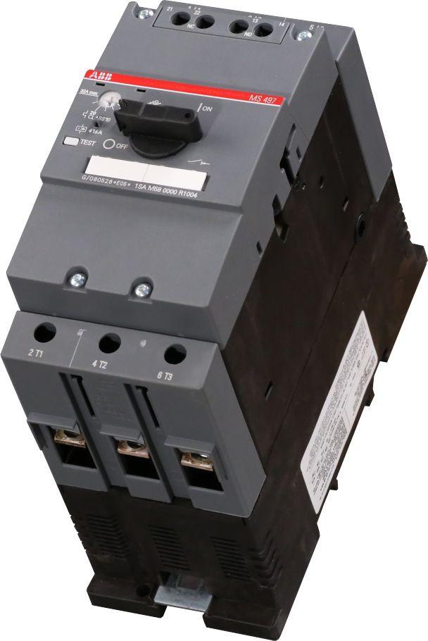 Ms497 32 abb manual motor starter for Abb manual motor starter