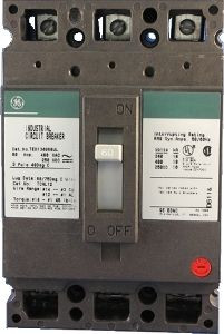Ted134040wl Ted Breakers By General Electric
