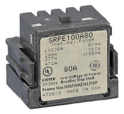 SRPE100A80 Spectra Rating Plug