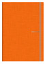 Fabriano Journal Notebook - Orange