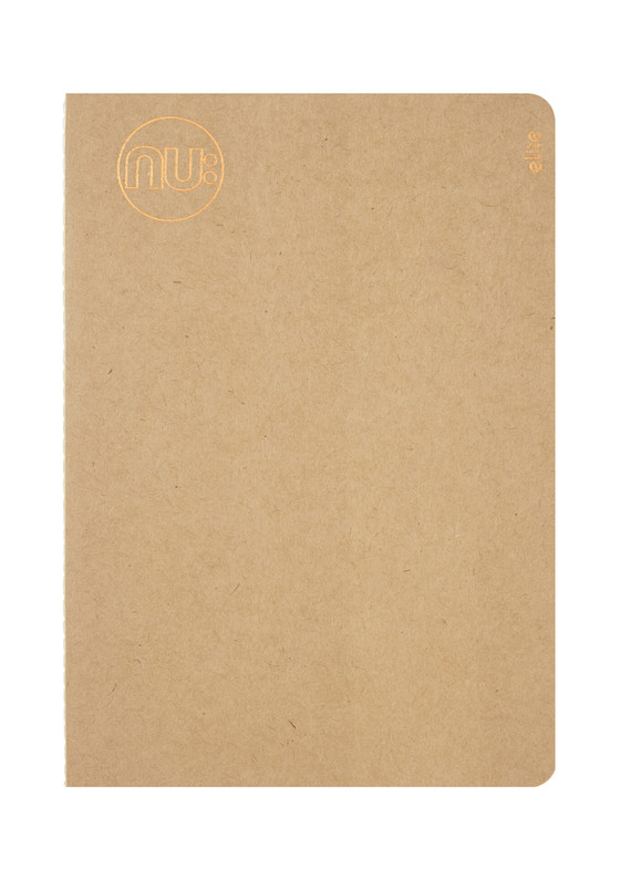 Nu:Kraft Stitch Spine Notebook
