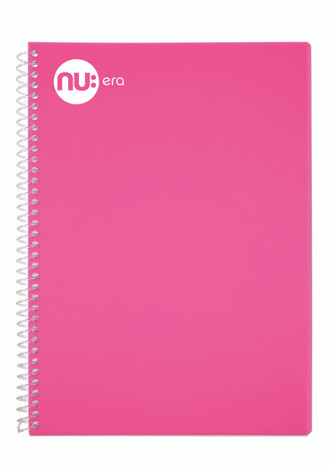 Nu Era Pastel Notebook Pink