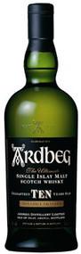ARDBEG 10 YEAR OLD SINGLE MALT (750 ML)