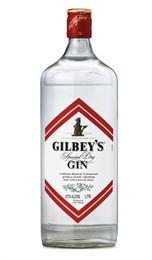 Gilbeys Dry Gin 750 mL, 37.5%