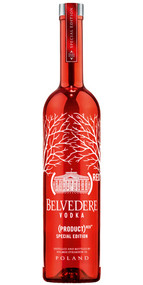 Belvedere Polish Red Vodka Special Edition 750ml