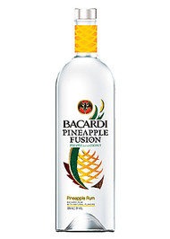 Bacardi Pineapple Fusion Rum 750ml