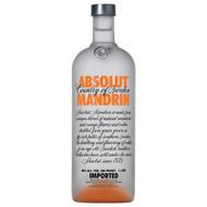 Absolut Mandrin Vodka 750ml