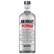 Absolut Peppar Vodka 750ml