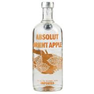 Absolut Orient Apple Vodka 750ml