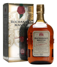 Buchanan's Master 750ml