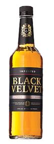 Black Velvet 750ml