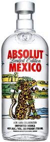 Absolut Vodka Mexico 750ml