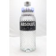 Absolut Vodka Lightpad Base Lighted Bottle 750ml