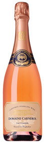 93 PTS CONNOISSEURS' GUIDE. The nv Dom Carneros Brut Rose is foamy and full on the palate with a lovely mix of fresh cherries, cream and soft-spoken yeast running its considerable length.