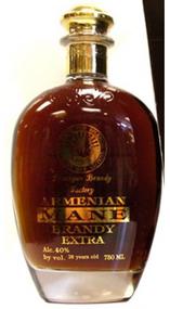 Mane Brandy Extra 20yrs 750ml 80 Proof
