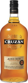 CRUZAN ESTATE DARK RUM (1.75 LTR)